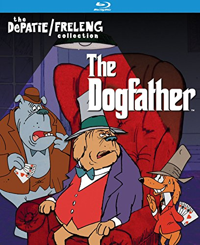 The Dogfather (1974-75) (17 Cartoons) [Blu-ray]
