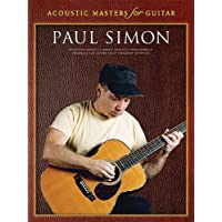 Acoustic Masters For Guitar: Paul Simon