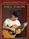 Acoustic Masters for Guitar, Paul Simon, 1844491811