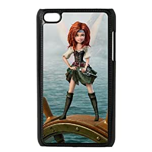 Ipod Touch 4 Csaes phone Case ThePirate Fairy HDXZ93258
