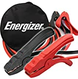 12.99 deal expires 9/30 Energizer 4-Gauge Jumper Battery Cables 16 Ft Booster - Jump Start your vehicle with the ENB-416