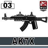 AFM AK7X Black