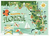 True South Florida 500 pc Jigsaw Puzzle, 18 x 24 inches