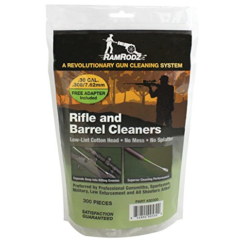 .30/.308/7.62mm RamRodz Rifle and Barrel Cleaners (Best Rifle Barrel Cleaner)