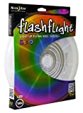 Nite Ize Flashflight LED Light Up Flying Disc, Glow in the Dark for Night Games, 185g, Disc-O (Multi)