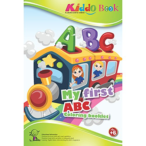 Alphabet Booklet (American Educational Products A-4019  My First ABC Booklet for Kiddo)