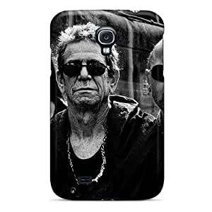 ChristopherWalsh Samsung Galaxy S4 Protector Hard Phone Case Unique Design Attractive Metallica Series [DSQ20013KXEf]