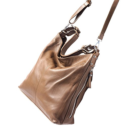 removable and strap removable 3013 Handle Taupe bag Hobo with shoulder wqAfaXp