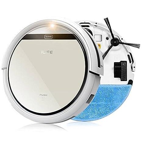 Saver Chuwi 310 mopa robot aspirador para el hogar ilife v5 arrastre de succión máquina de limpieza de un barrido: Amazon.es: Hogar