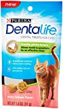 Purina Dentalife Dental Treats for Cats Savory Salmon - Best Reviews Guide