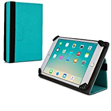 Kobo Arc 7 / 7 HD folio case, COOPER INFINITE UNIVERSAL Business School Travel Carrying Portfolio Case Protective Cover Folio with Built-in Stand for Kobo Arc 7 / 7 HD (Green)