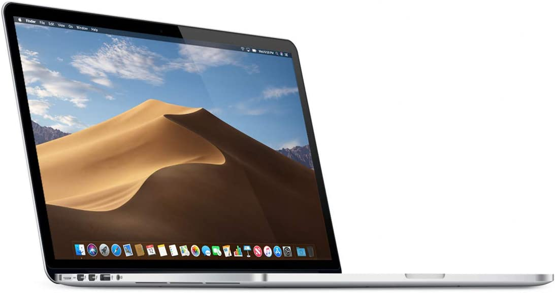 Apple MacBook Pro 15.4-Inch Retina Laptop Quad i7 2.5GHz / 16GB DDR3 Memory / 1TB SSD / Nvidia GeForce GT 750M 2GB Video / OS X Sierra / Thunderbolt / HDMI (Renewed)