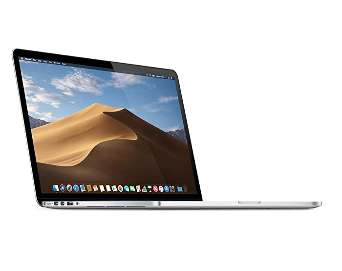 Apple MacBook Pro 15in Core i7 2.5GHz Retina (MGXC2LL/A), 16GB Memory, 512GB Solid State Drive (Renewed)