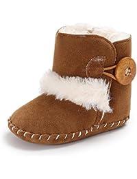 Winter Warm Baby Boots Premium Soft Sole Prewalker...