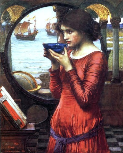 John William Waterhouse Destiny - 20.1