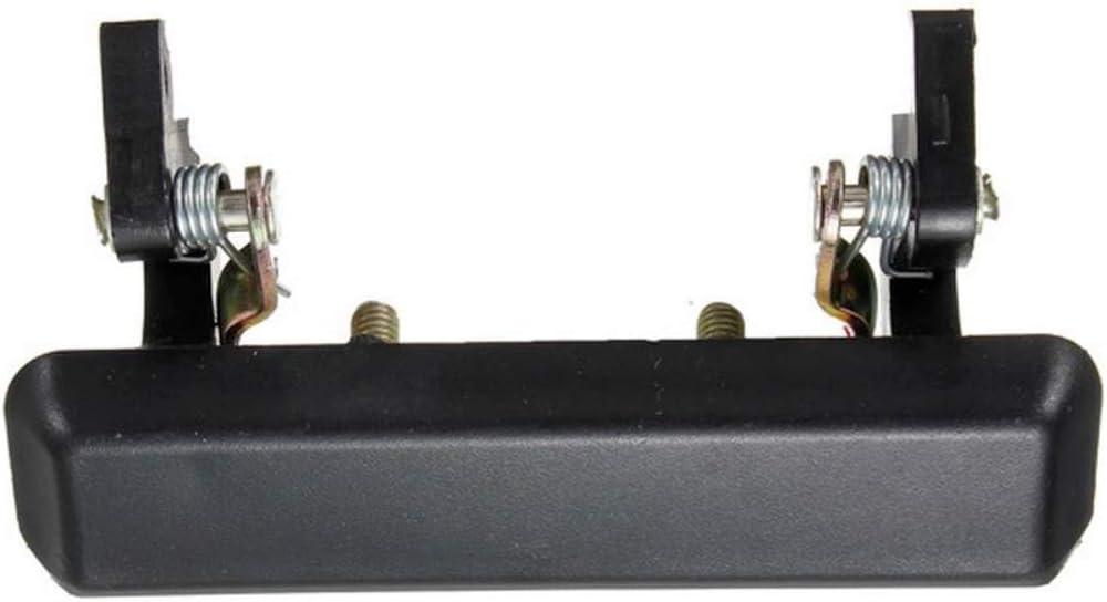 colore nero Maniglia esterna per portiera posteriore Suzuki Samurai SANTANA SJ410 SJ413