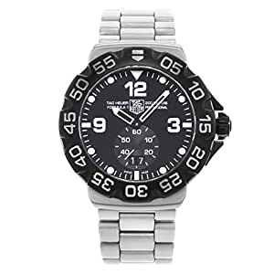 Tag Heuer Formula 1 automatic-self-wind male Watch WAH1010.BA0854 (Certified Pre-owned)