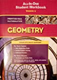 Prentice Hall Mathematics, Pre-Algebra, Algebra 1, Geometry : All-in-One Student Workbook, Adapted Version, , 0131657232