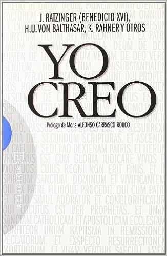 Book YO CREO
