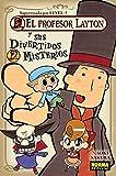 El Profesor Layton y sus divertidos misterios 2 (CÓMIC MANGA)