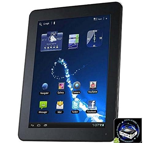 Woxter TB26-072 - Tableta PC 97 IPS Dual, con Pantalla de 9.7 Pulgadas, Android, 16 GB Memoria Interna