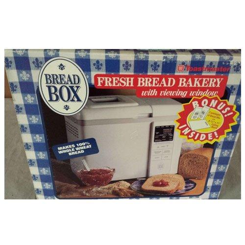 toastmaster bread machine - 4