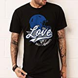 Love Football Dallas Football Team America Fantasy Football Map Handmade T-Shirt Hoodie/Long Sleeve/Tank Top/Sweatshirt