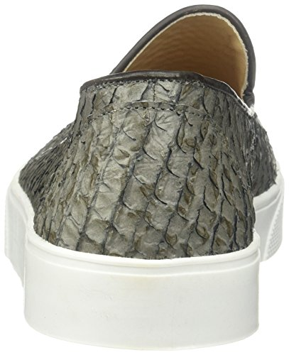 Sneaker Loafer Women's Cameroon Grey KAANAS Embossed AwZ7qqWI