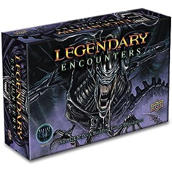 Upper Deck Legendary Encounters Alien Expansion (402 Piece)