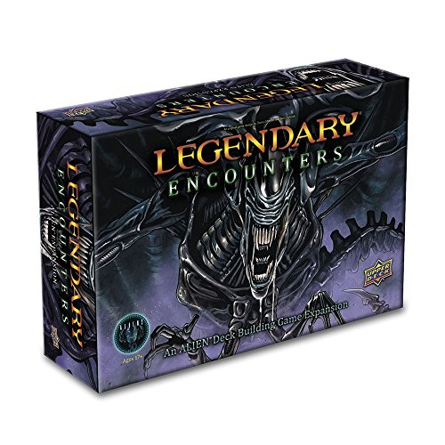 Upper Deck Legendary Encounters: an Alien Expansion Game ()