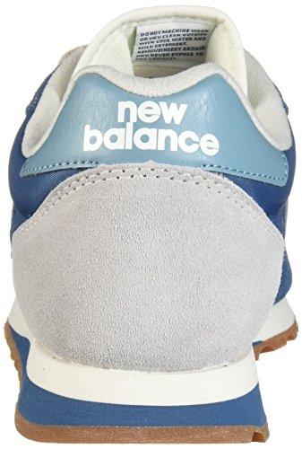 Asombroso Outlet Store Precio barato 520v1 Zapatilla De Deporte De Los Nuevos Hombres De Balance De Color Azul Oscuro / Azul Adriático Diseñador 73QmJHi