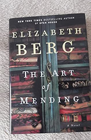 book cover of The Art of Mending
