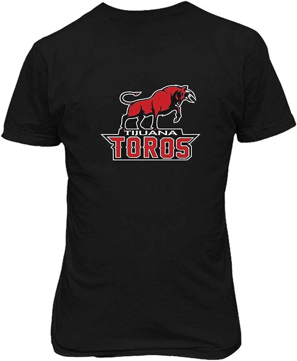 Sunyuer Camiseta gráfica Toros de Tijuana Baseball Beisbol Mexico Fashion Printed para Hombre: Amazon.es: Ropa y accesorios