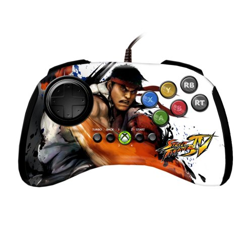 - Xbox 360 Street Fighter  FightPad - Ryu
