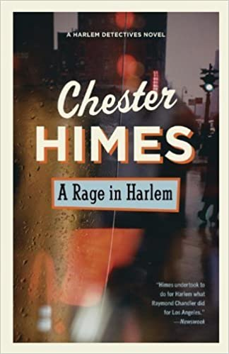A Rage in Harlem by Chester Himes (1989-12-17)