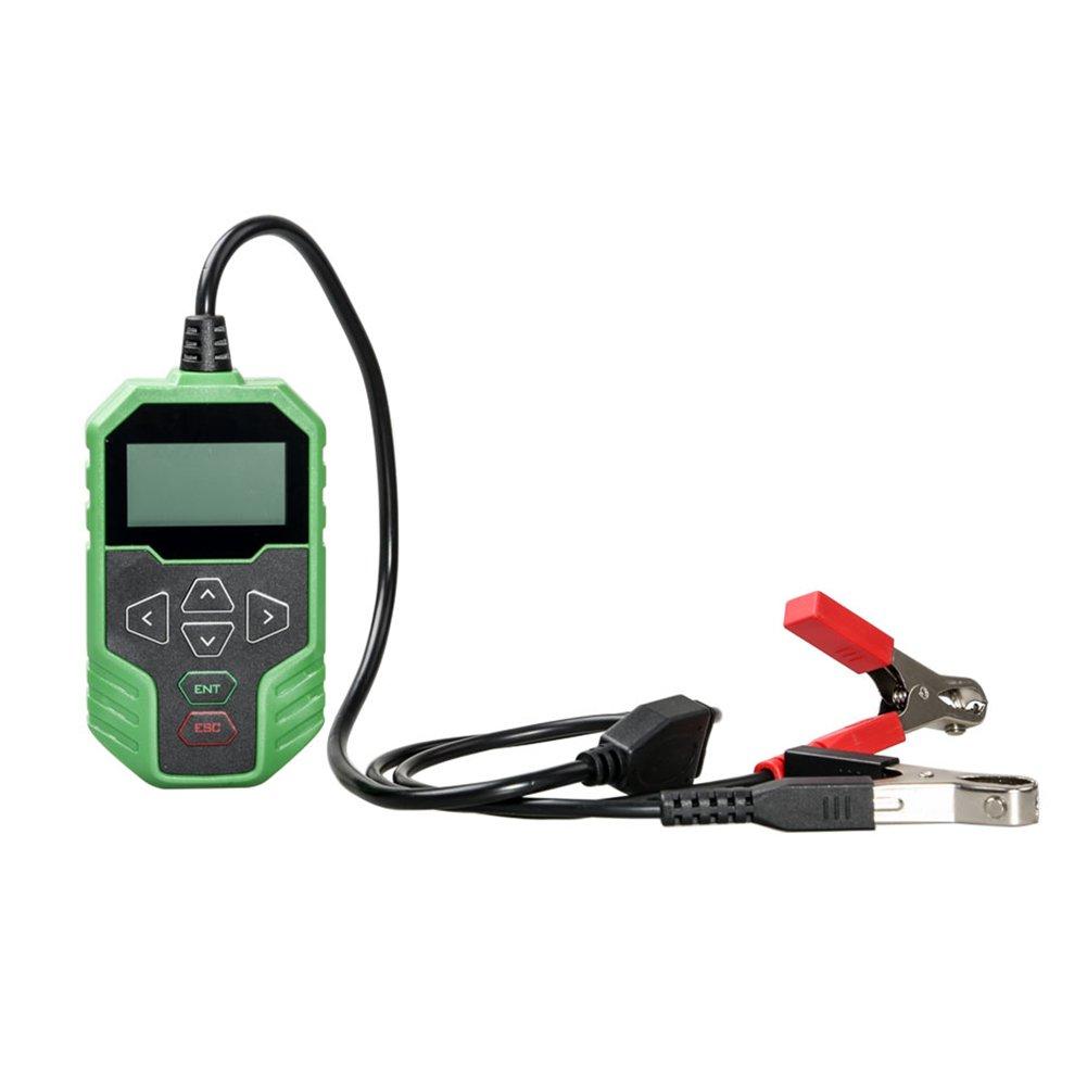 Obdstar BT06 12V/24V 100-2000 CCA 220AH Automotive Load Battery Tester for 12V Lead-acid Storage Battery and 12/24V Automobile system