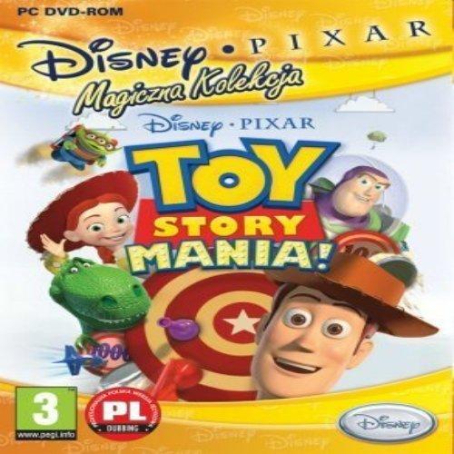 Disney Magiczna Kolekcja  Toy Story Mania    Polish Language Edit  For Pc Dvd Rom