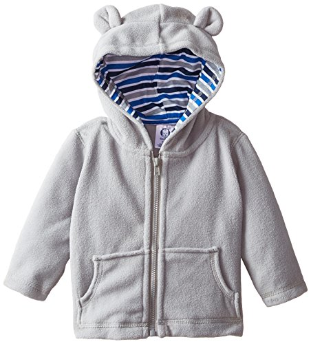Infant Hooded Fleece Jacket - 2
