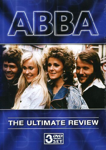 Abba The Ultimate Review 3DVD Set by Classic Rock Legends