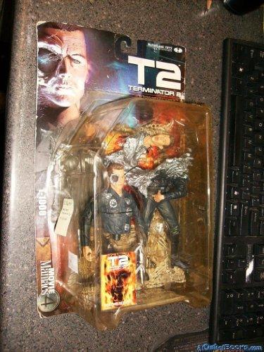 McFarlane Toys Movie Maniacs 4: Terminator 2 T-1000 Action - Terminator T1000