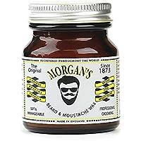 Morgan's-Beard & Mustache Wax-cera baffi-barba (50gr.)