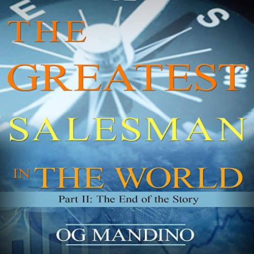 Pdf Christian Books The Greatest Salesman in the World, Part II: The End of the Story