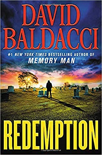 [By David Baldacci] Redemption (Memory Man series) [2019] [Hardcover] New Launch Best selling book in |International Mystery & Crime (Books)|