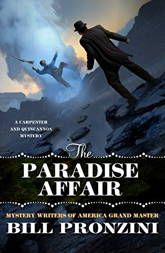 Book Cover: The Paradise Affair: A Carpenter and Quincannon Mystery