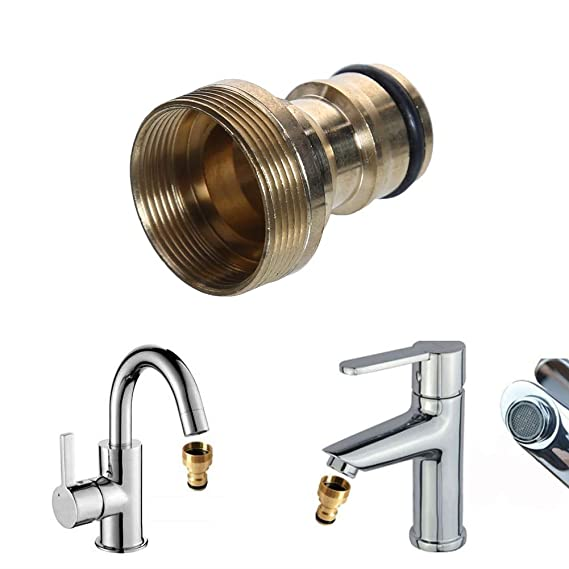 2019 Kitchen Faucet Universal Car Garden Tap Hose Pipe Quick Connector  Watering Adapter From Aozhouqie, $48.83 | DHgate.Com