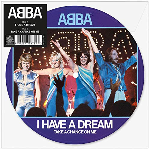 I Have A Dream (Picture Disc), used for sale  Delivered anywhere in USA