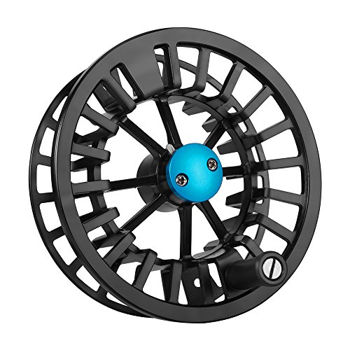 Piscifun Aoka Fly Fishing Reels 7 8 wt Spare Spool Blue