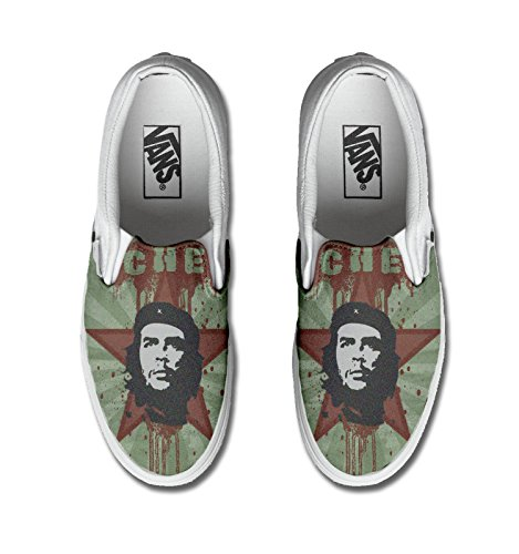 Vans Vintage angefertigt (Handwerkliches Produkt) Che Guevara