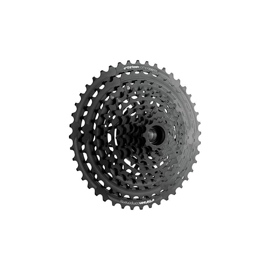 ethirteen Components TRS Plus 11 Speed Cassette Black, 9 46t