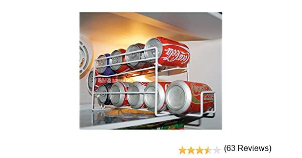 Protenrop 2854553 - Dispensador de latas, color blanco: Amazon.es ...